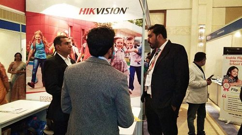 Elets Event _hikvision