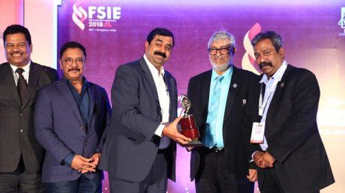 Videonetics Bags FIST Award
