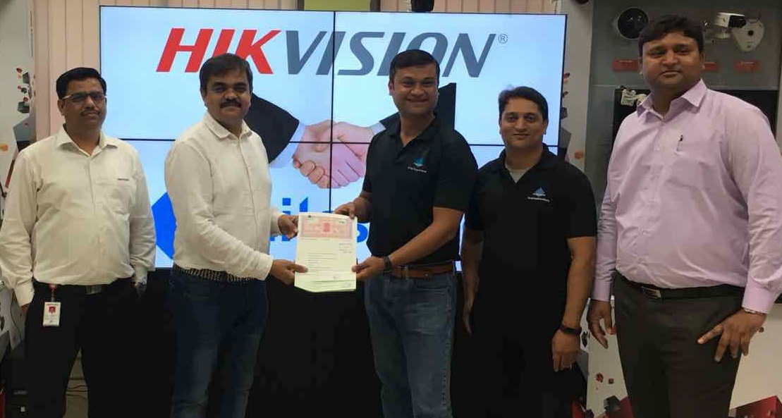 Hikvision and Milestone partnership announcement
