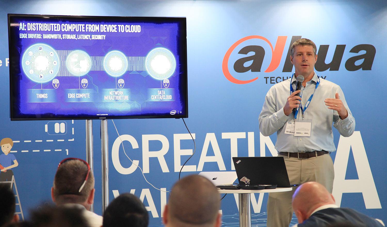 Todd Matsler Presenting Intel FPGA & Intel MovidiusTM VPU