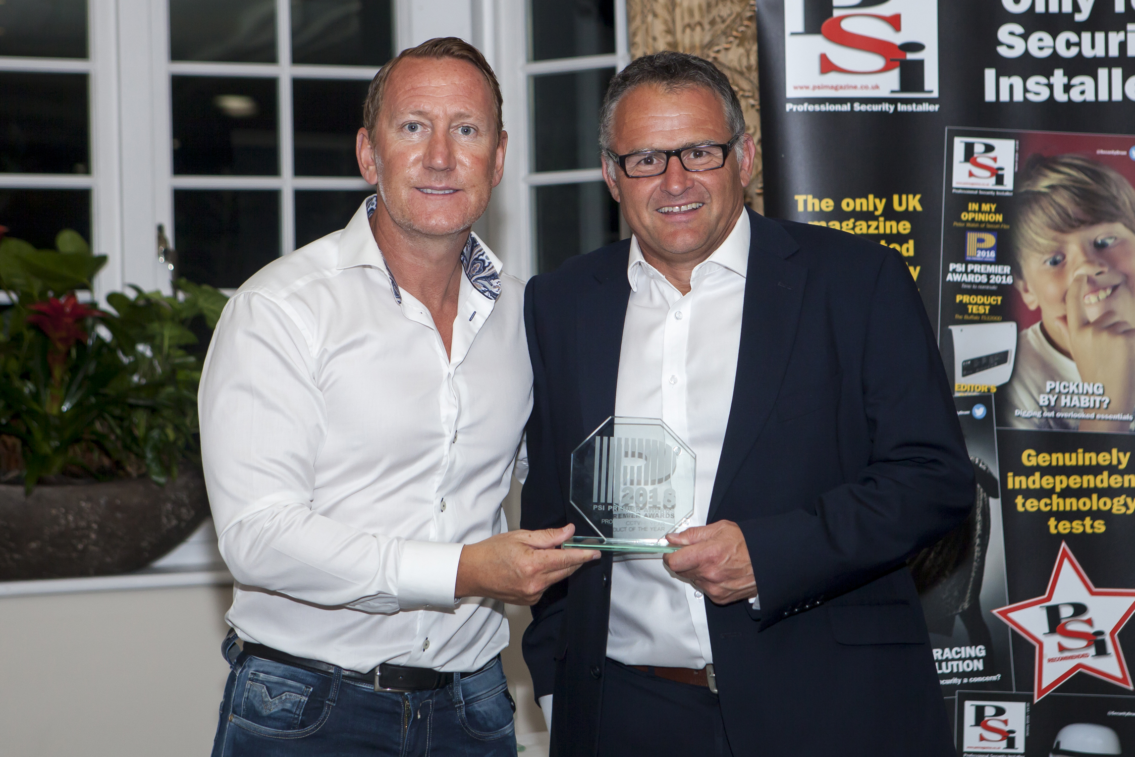Hikvision Wins PSI Award 2018
